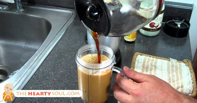 Add Coconut Oil Creamer To Coffee To Burn Calories photo