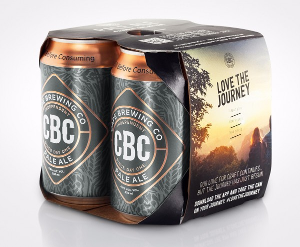 Cape Brewing Company introduces its first canned craft beer photo