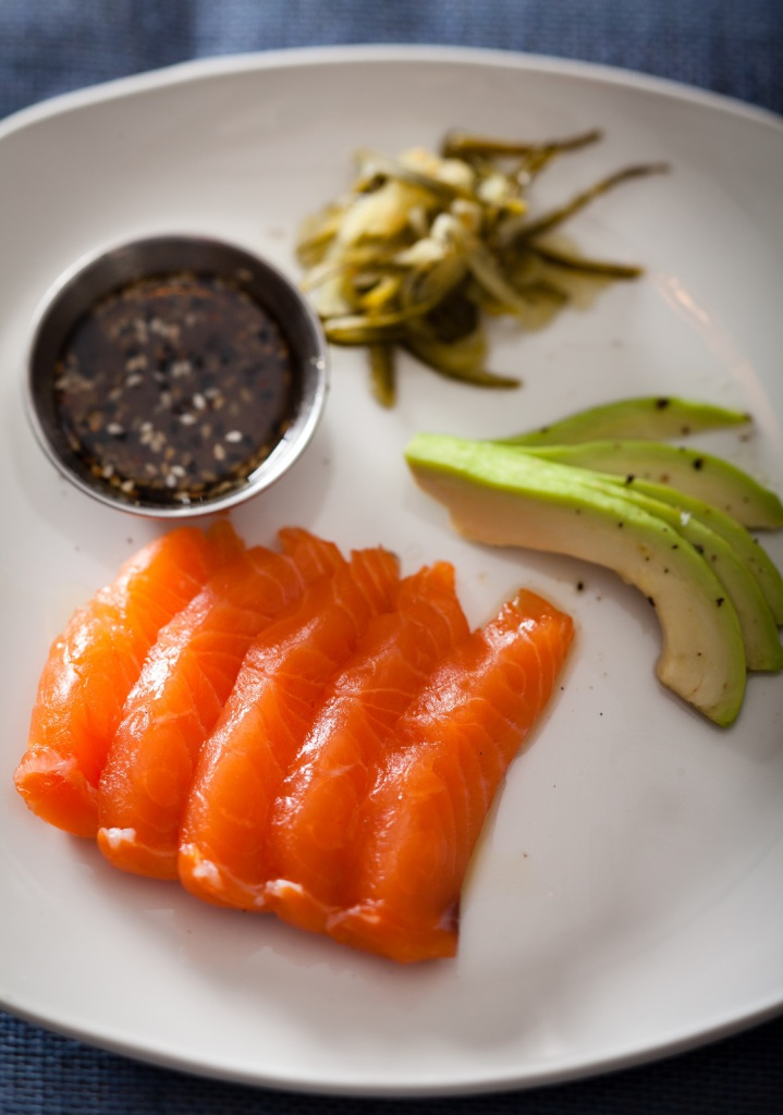 Sauvignon Blanc and Smoked Trout – the importance of temperature photo