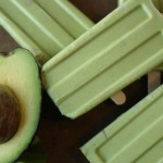 Avocado and Lime Tequila Popsicles photo