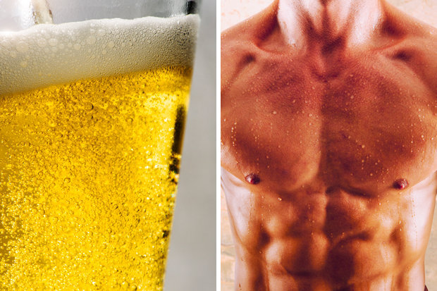 Beer with as much protein as a sirloin steak hits shops photo