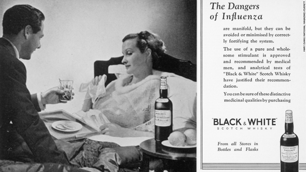Can Drinking Booze Cure Your Cold? photo