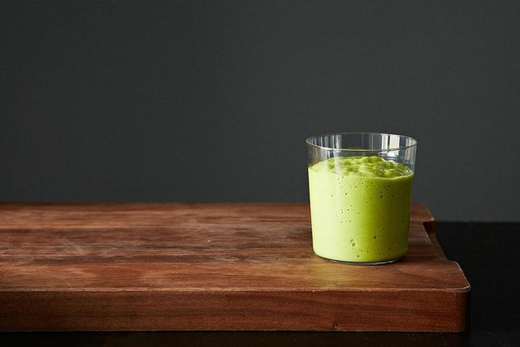 Banana and Avocado Smoothie photo