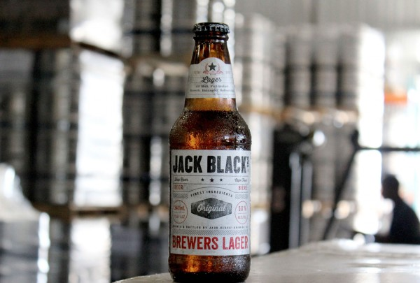 Jack Black Beer introduces new label photo