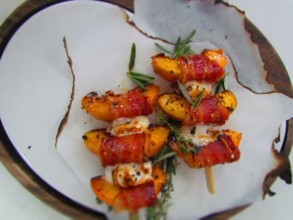 peach bacon e1457080047267 10 Of The Very Best Braai Recipes For Heritage Day