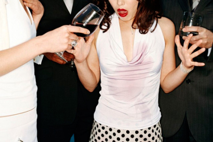 How to Get Red Wine Out of Clothes photo