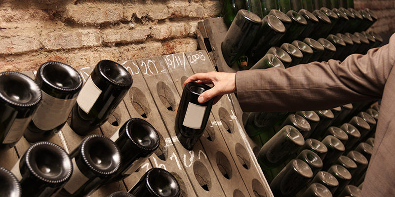 What is the actual lifespan of most wine? photo