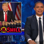 Trevor Noah roasts Trump`s shameless lies about shady wine and steak ventures photo