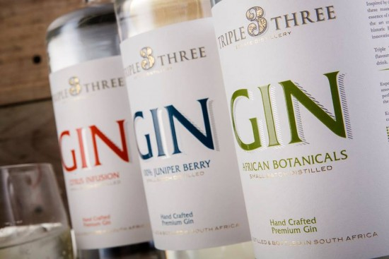 Blaauwklippen taps into the spirits market with the launch of three new gins photo