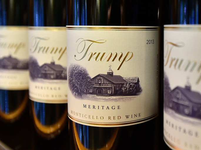 Where To Buy Trump Wine, If You're Into That Sort Of Thing photo