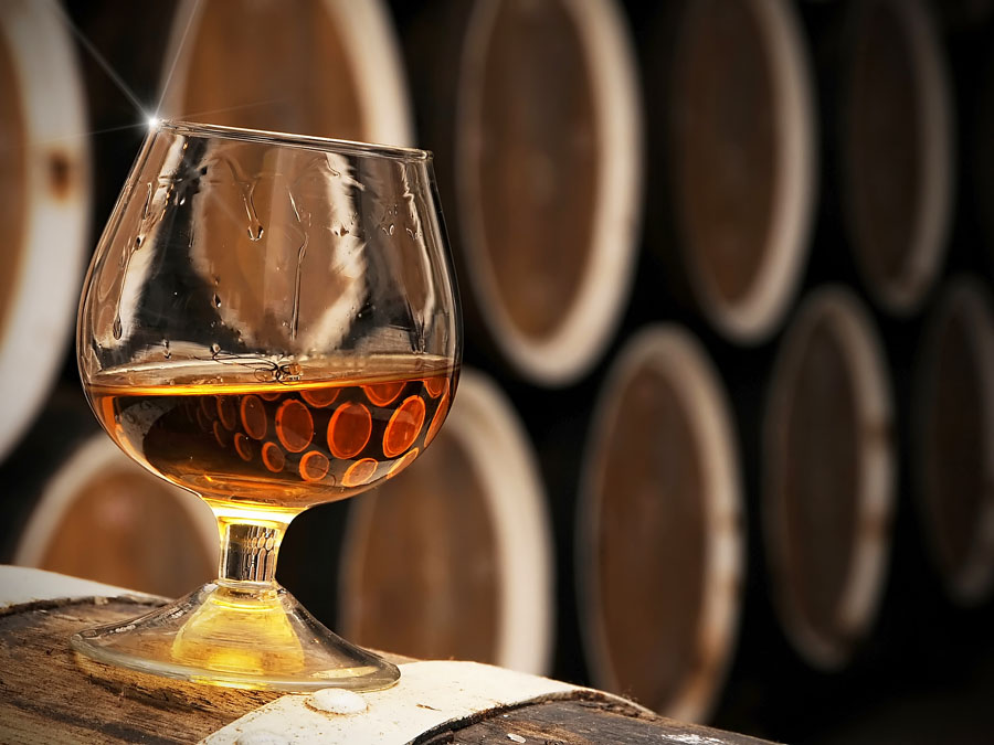 South African Brandy Awarded As World`s Best photo