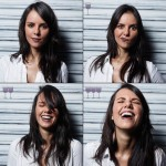 This Photographer Takes Fun Portraits of People After One, Two and Three Glasses of Wine photo