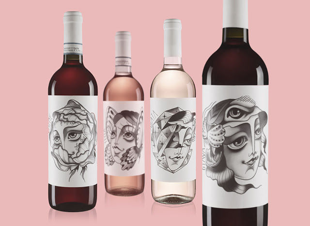 Packaging Spotlight: Animalistic Wine Labels photo