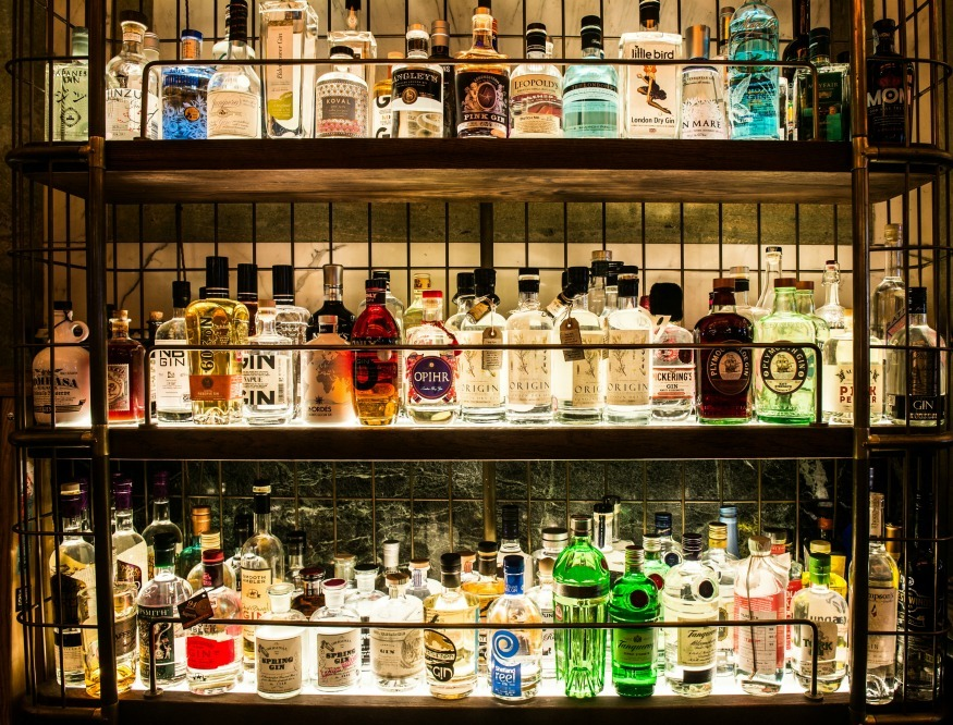 London's Largest Gin Bar Opens Next Week photo