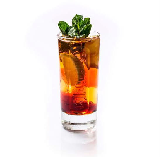 How to make a Jägermeister Black Mojito photo