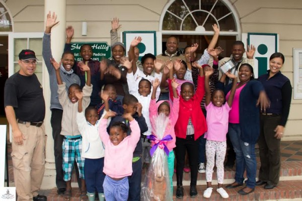Franschhoek Supports The Langrug Back To School Drive photo