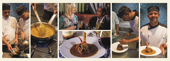 Sommelier`s Choice: Pearl Oliver from Bombay Brasserie photo
