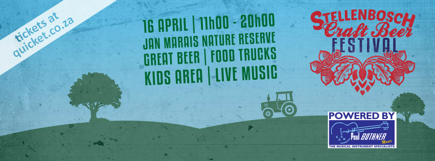 Join Striped Horse at the Stellenbosch Craft Beer Festival photo