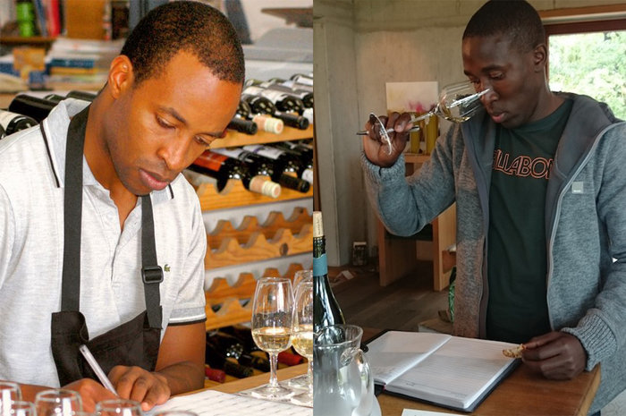 The Sommeliers Selection joins forces with BLACC photo
