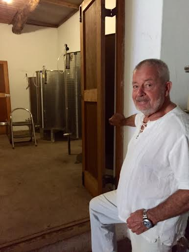 Malu Lambert: Interview With Peter Bayly Of Peter Bayly Wines photo