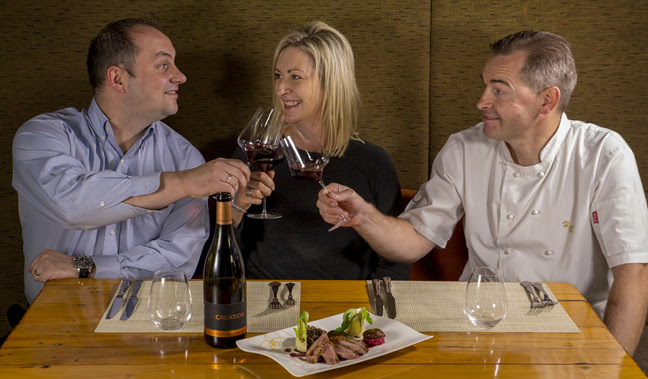 Sommelier's Choice: Pawel Wagner from Aubergine photo