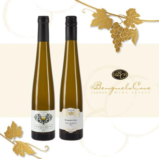Benguela Cove Launches Two New Sweet Wines photo