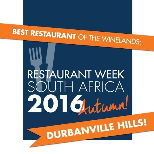 Durbanville Hills named best winelands restaurant for the second year photo