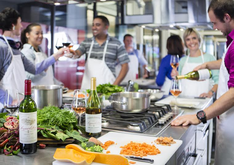 Leopard`s Leap releases new Programme of Cooking Classes focusing on North African Flavours and Vegan food photo