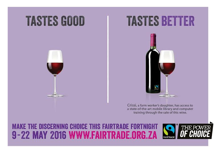 Fairtrade South Africa launches the first Fairtrade webstore in the world photo