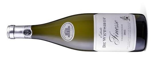 De Wetshof Estate Finesse Bags SA Top 100 Wines Slot photo