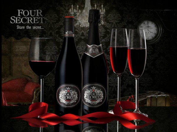 Stellenbosch Vineyards launches two wines under Four Secrets label photo