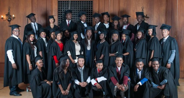 Graduates from youth academy enter the wine industry, confident and ready to work photo