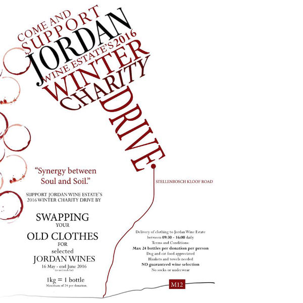 Support Jordan`s Winter Charity Drive photo