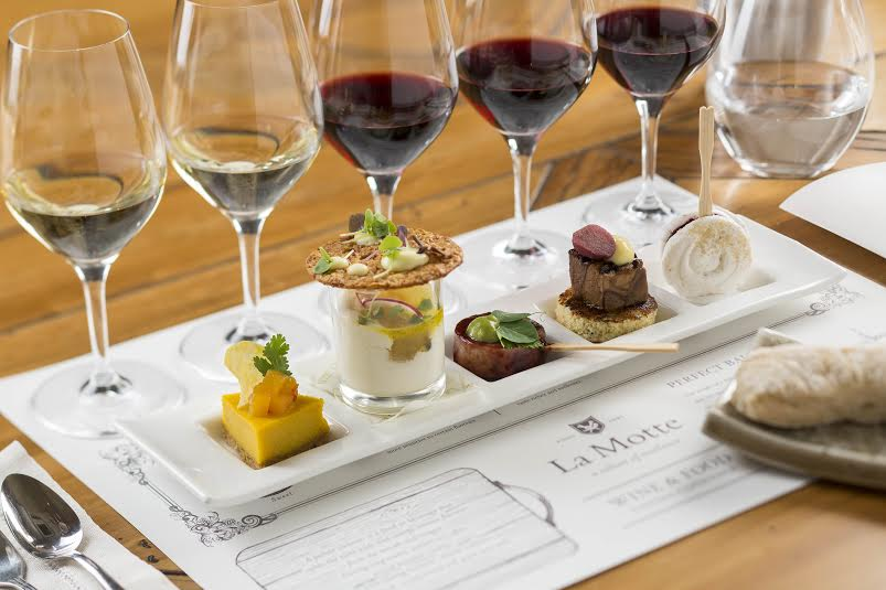 La Motte introduces new format of award-winning Food and Wine Tasting experience photo
