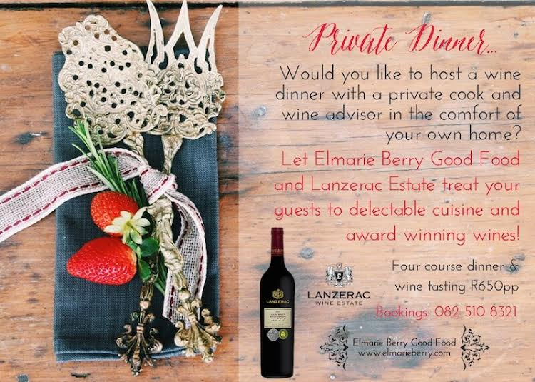 Exclusive Lanzerac Private Dining Experience photo