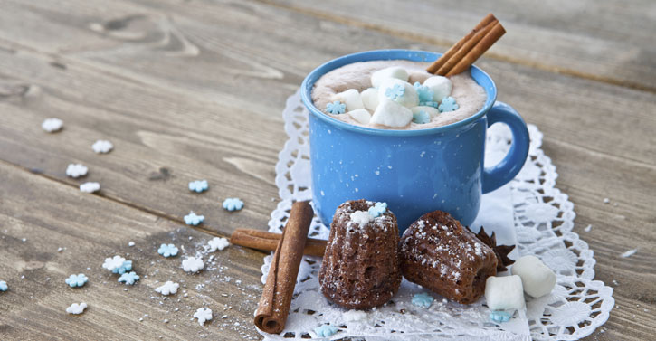 How To Make The Ultimate Winter Drinks photo