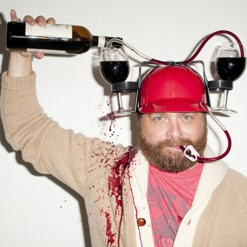 zach galifianakis red wine Quiz: Can you beat this super ridiculously difficult visual wine tasting test?