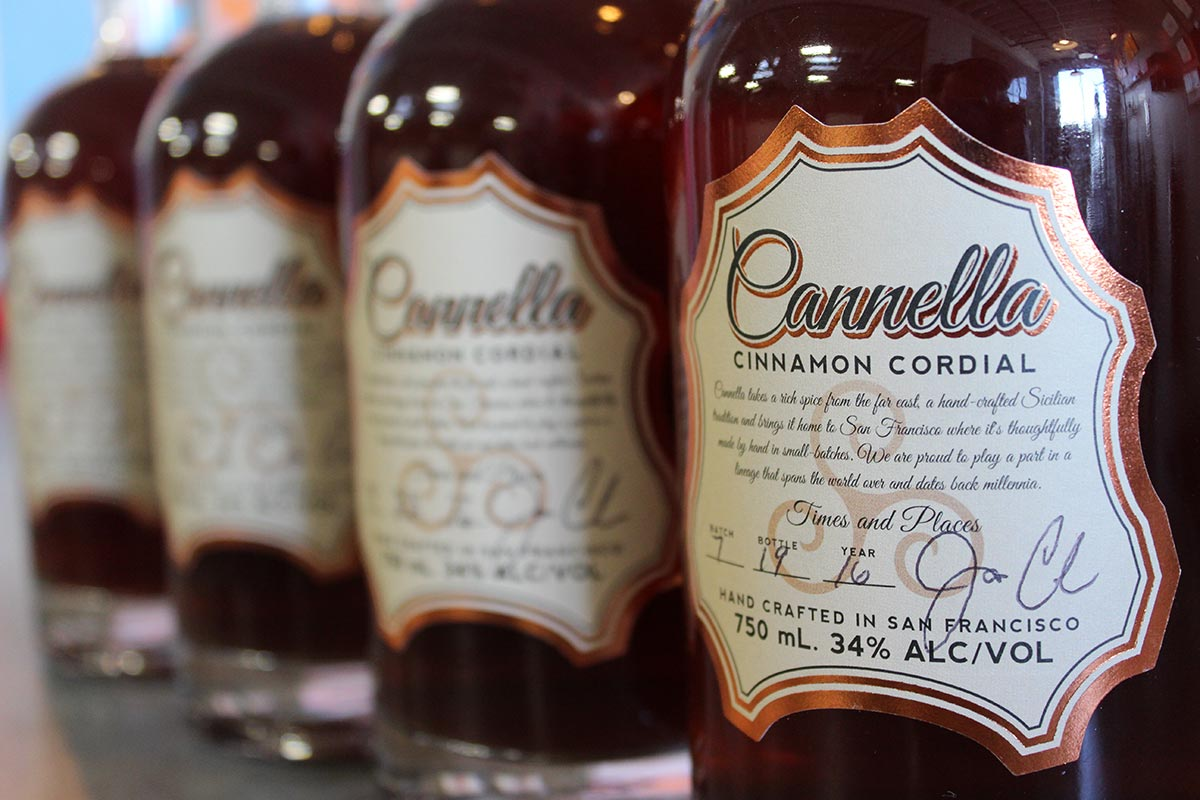 Cannella Spirits Brings Sicily to San Francisco | Bevvy photo