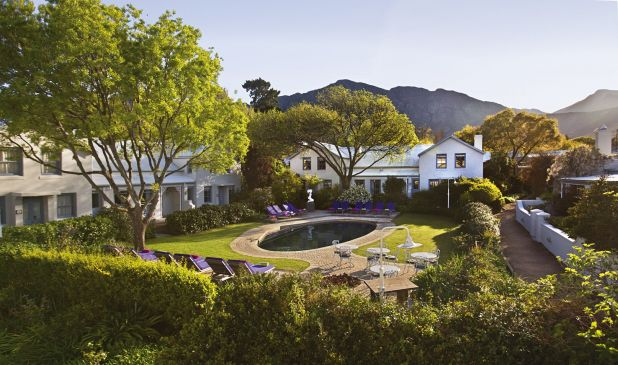 The New Must-Stay Luxury Resort In South Africa's Cape Winelands photo