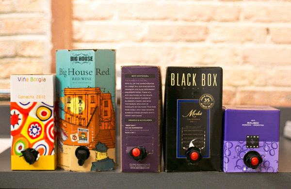 Boxed wine is hotter than ever photo