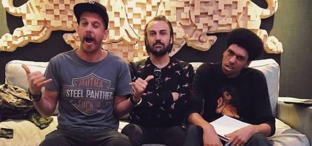 Jack Parow Is In Studio With Jitsvinger And We Can?t Wait To Hear The End Result photo