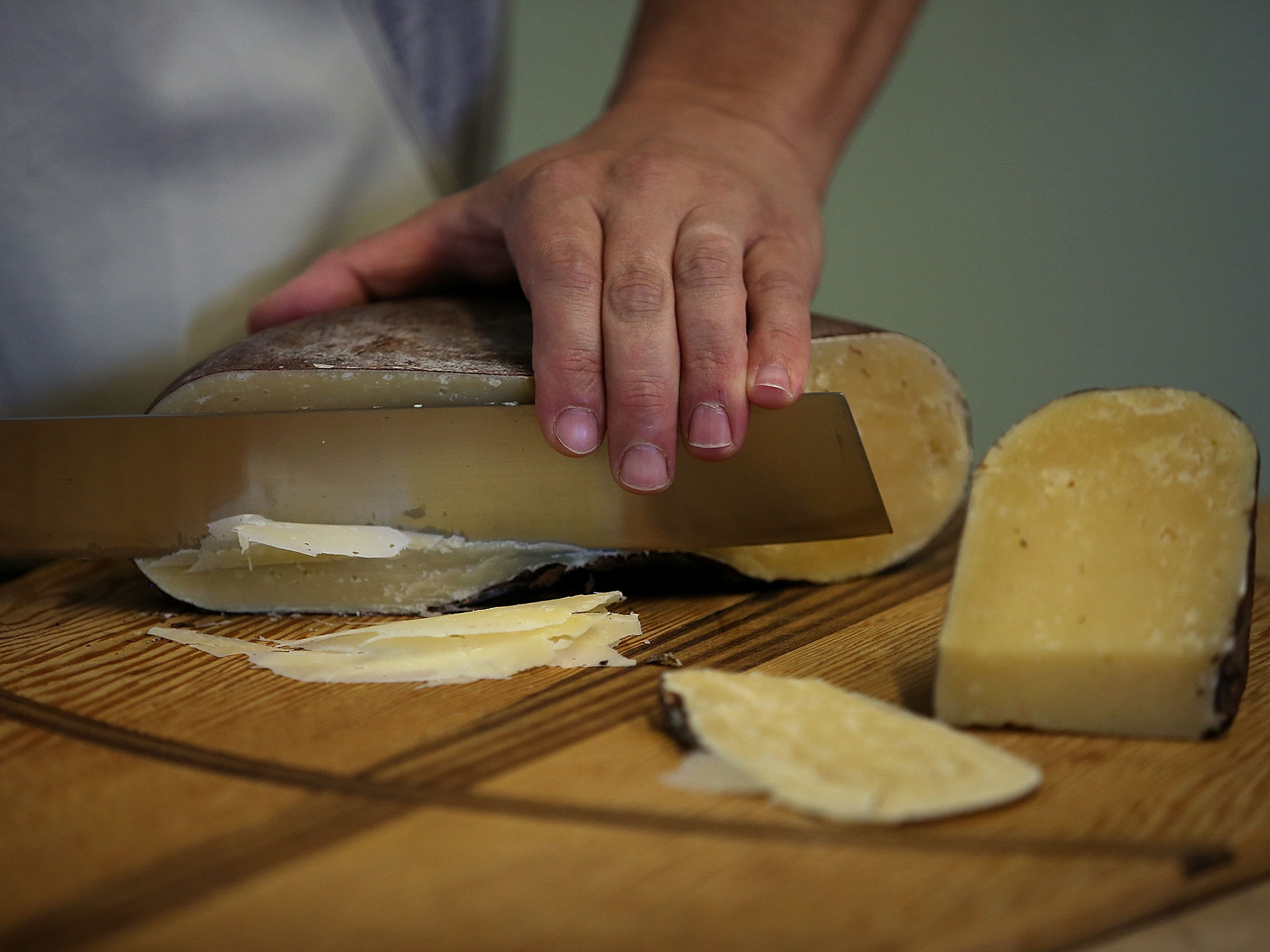 Cheese as addicted as hard drugs, study finds photo