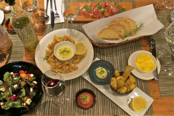 A Feast of Food and Wine Awaits at Terra del Capo photo