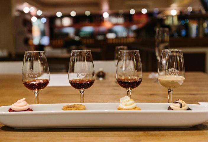 KWV Wine Emporium – A Food and Wine Pairing Experience photo