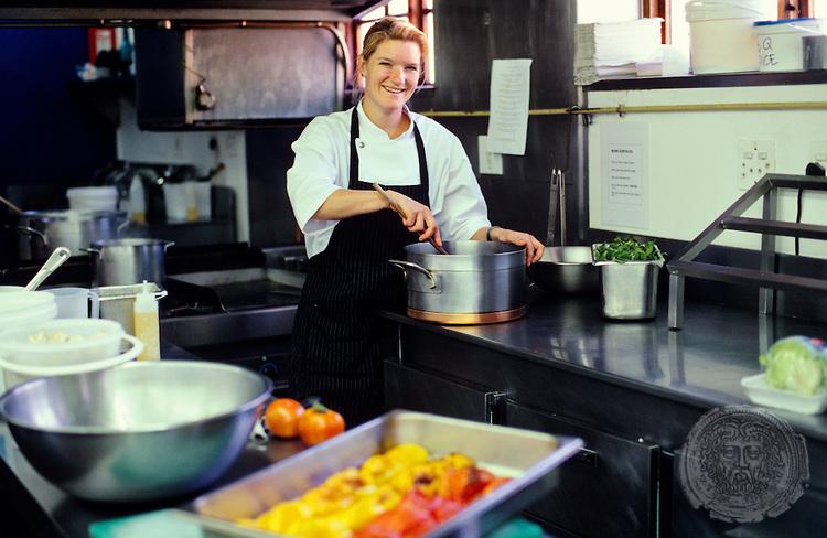 Le Quartier Français' Margot Janse to represent Franschhoek at the Basque Culinary World Prize photo
