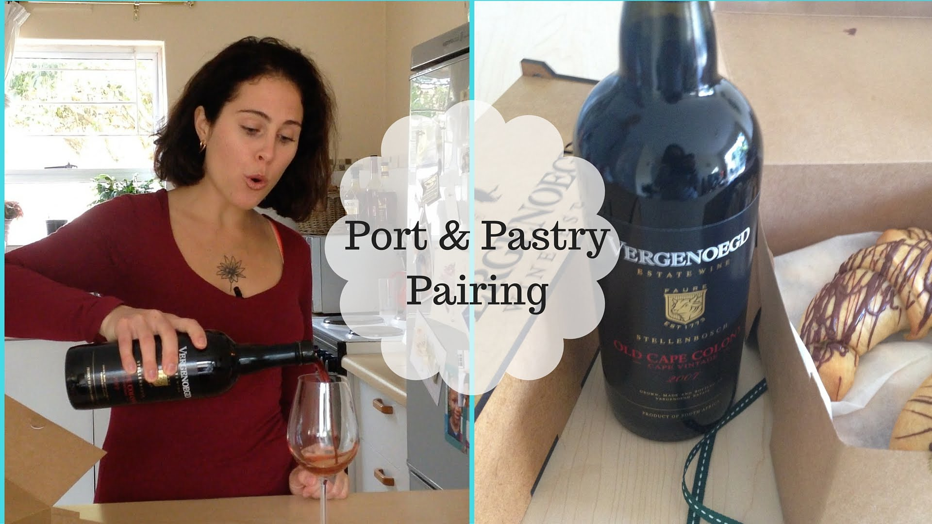 Food and Wine: Port & Pastries Pairing photo