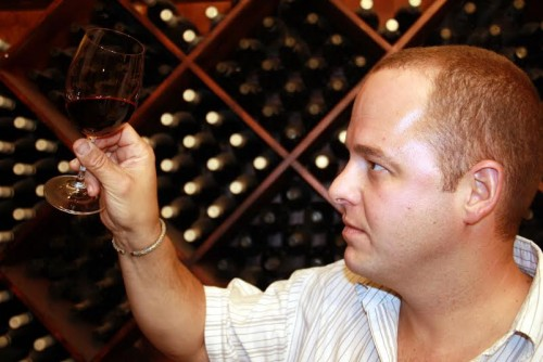 shawn e1464763603104 Red Blend and Pinotage Rake in Michelangelo Double Golds for Du Toitskloof Wines
