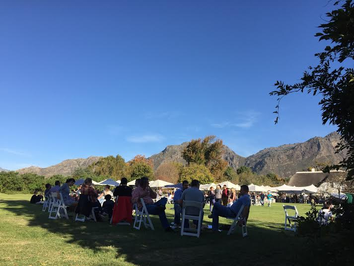 Festival Review: Shiraz and Charcuterie Festival at Anthonij Rupert Wine Estate photo