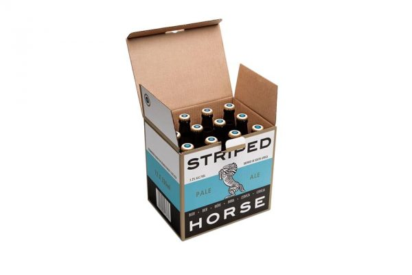 Striped Horse Launches a Pale Ale Craft Beer photo