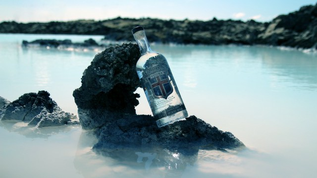 Video: ?the Mountain? Advertising Icelandic Mountain Vodka photo